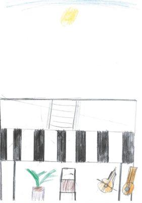 Beethoven räumt auf © Sebastian