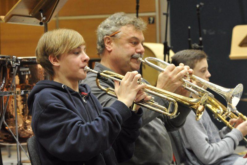 Josef Bierlmeier bei Klasse Klassik (C) BR/Annette Goossens