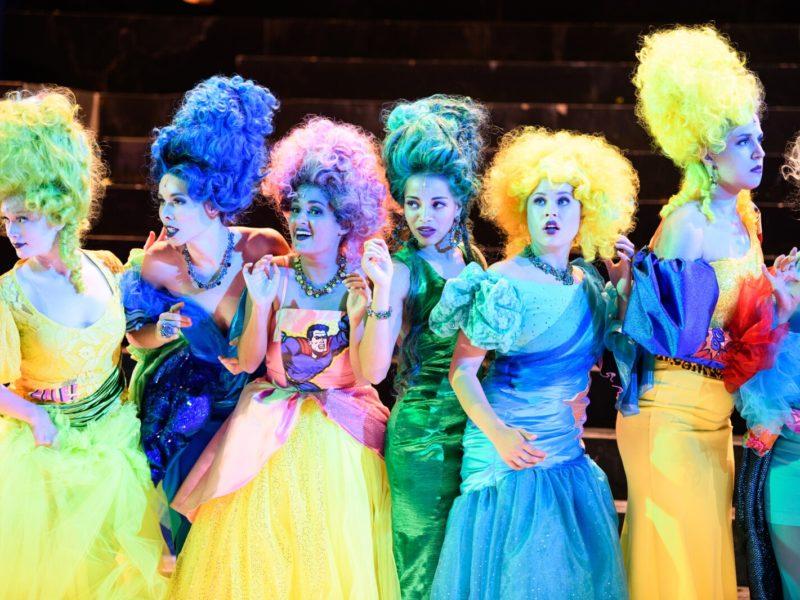 Theaterakademie: Cinderella © Jean-Marc Turmes
