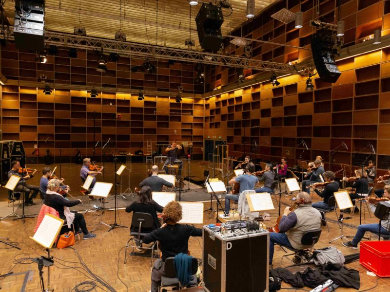 CD-Produktion Peteris Vasks Nr. 2 (Credit BR/Michaela Jung)