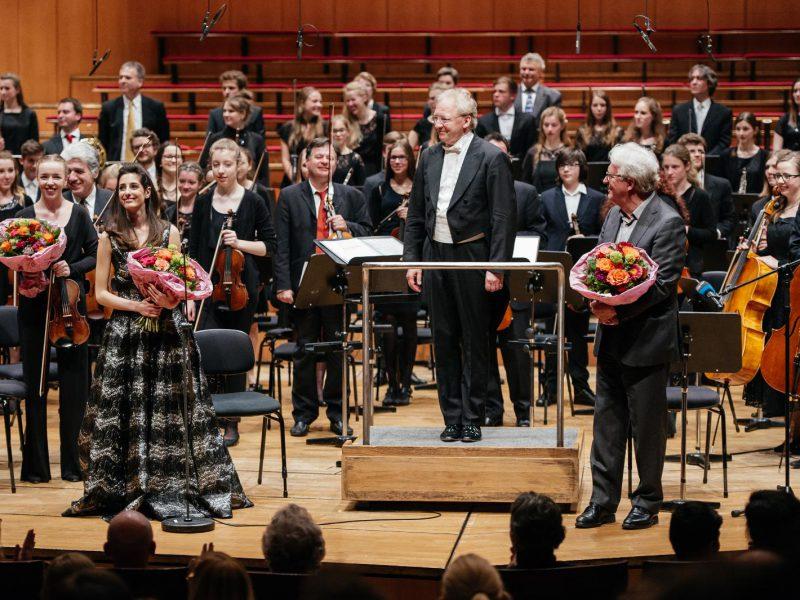 Begeisterter Applaus für alle (c) Julia Müller