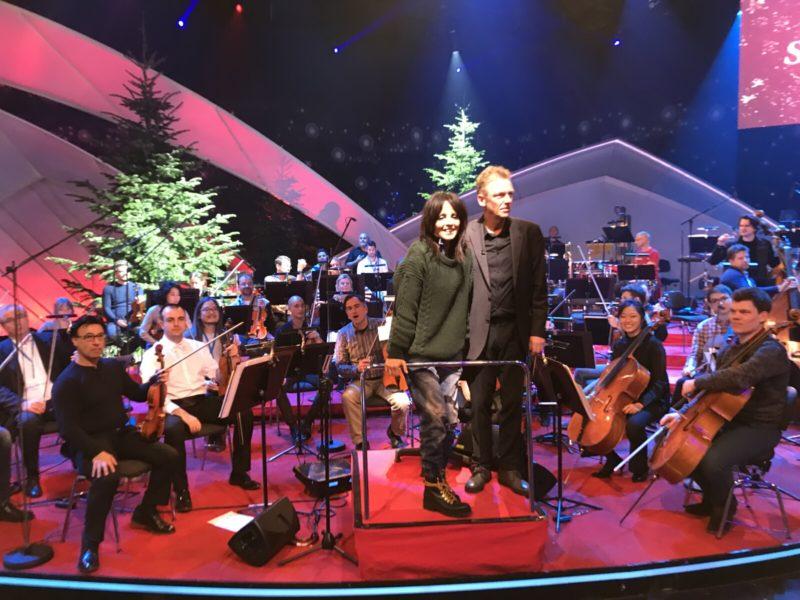 Sternstunden-Gala 2018 mit Nena © BR/Florian Lang