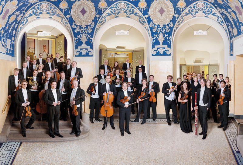 Münchner Rundfunkorchester (c) Felix Broede