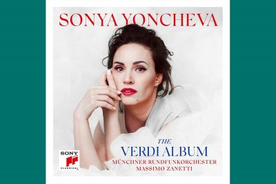 CD-Cover Yoncheva - The Verdi Album
