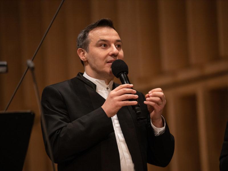 2. Paradisi gloria 2019-2020 / Einführung zum Konzert (Credit Markus Konvalin)