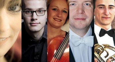 Neue Musiker des Münchner Rundfunkorchesters 2017