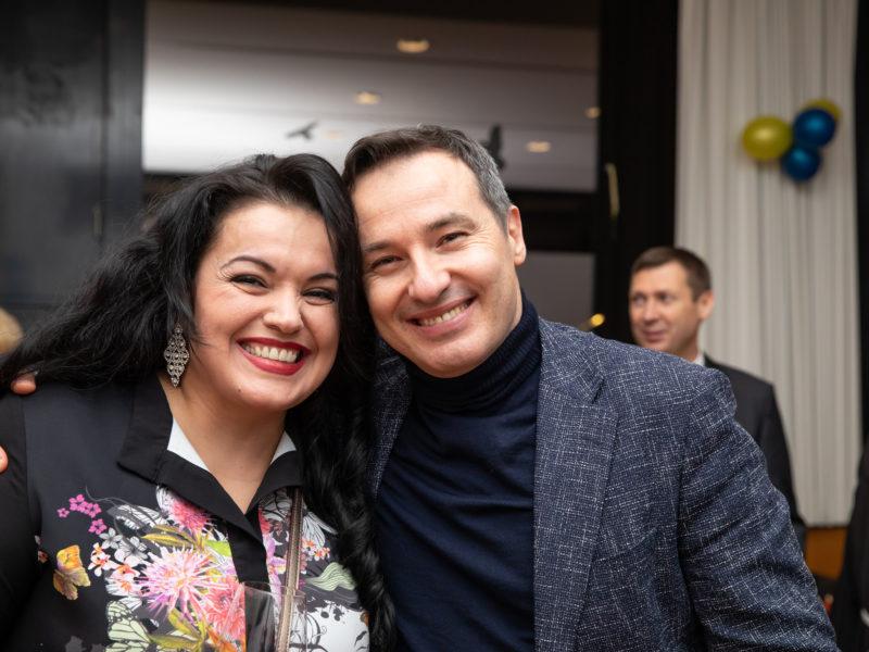 2. Paradisi gloria 2019-2020 / Empfang nach dem Konzert (Credit Markus Konvalin)