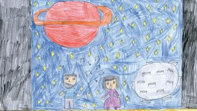 Wenn Musik (ver)zaubert © Kinderzeichnung | BR