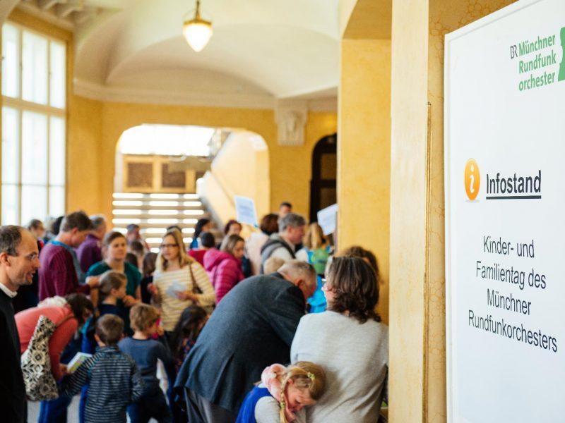 Kinder- und Familientag im Prinzregententheater in München (C) Lisa Hinder