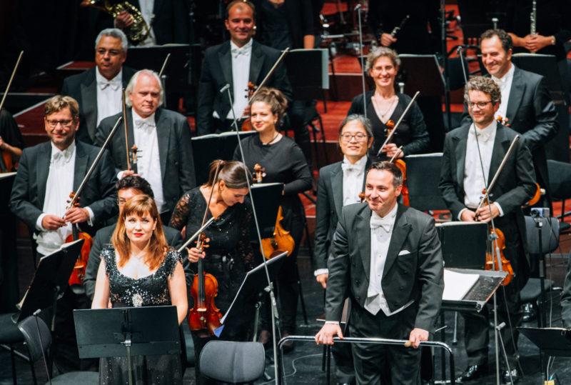 Antrittskonzert von Ivan Repusic als Chefdirigent (1. Sonntagskonzert 2017/2018, Luisa Miller)_(C) BR/Lisa Hinder