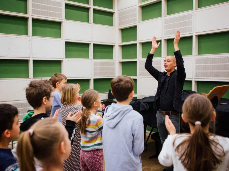 Patenschaft macht Schule © BR/Max Hofstetter