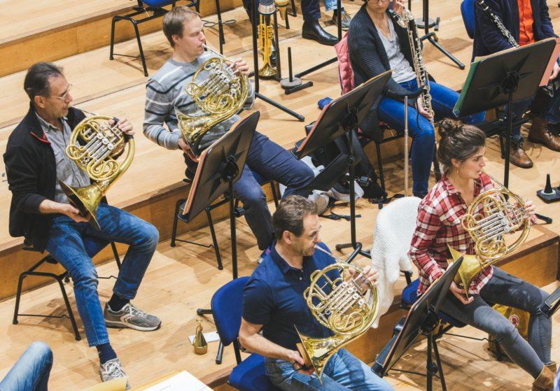 Münchner Rundfunkorchester © Lisa Hinder