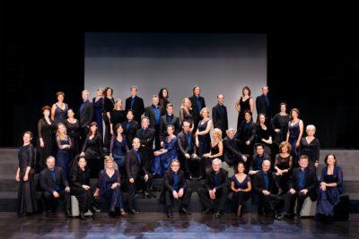 Chor des Bayerischen Rundfunks © Astrid Ackermann