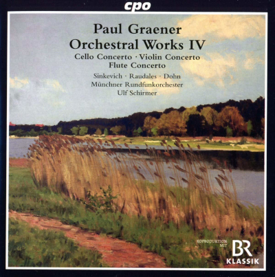Paul Graener: Orchestral Works IV