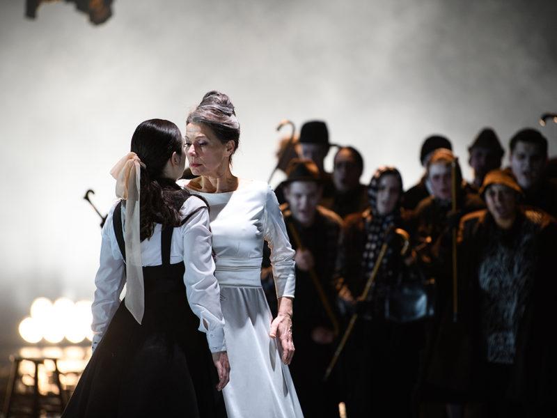 Theaterakademie: L'Ancetre © Jean-Marc Turmes