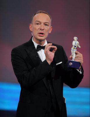 Bayerischer Filmpreis, Moderator Christoph Süß (C) BR/Foto Sessner