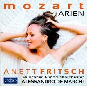 Anett Fritsch: Mozart-Arien