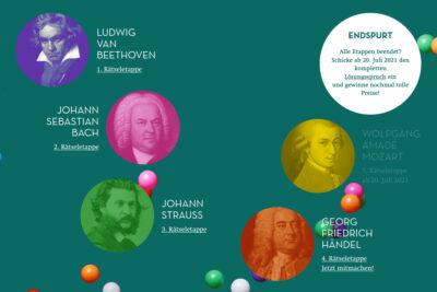 Die Klassik zum Staunen-Tour: 4. Etappe Händel © fpm