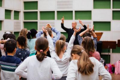 Patenschaft macht Schule © Max Hofstetter