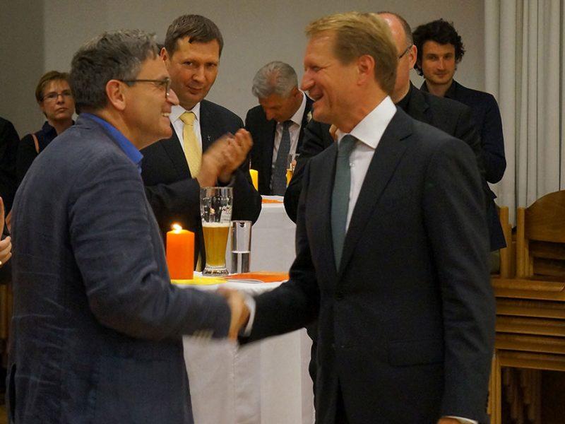 Verabschiedung Ulf Schirmer 2017 (c) Florian Lang
