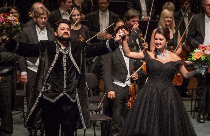 Manon Lescaut, Yusif Eyvazov, Renato Des Grieux, Anna Netrebko (c) SF/Marco Borrelli