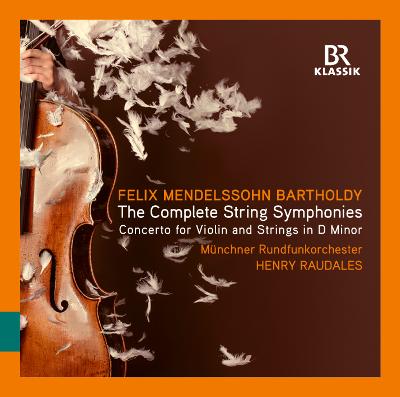 Felix Mendelssohn Bartholdy – Streichersymphonien