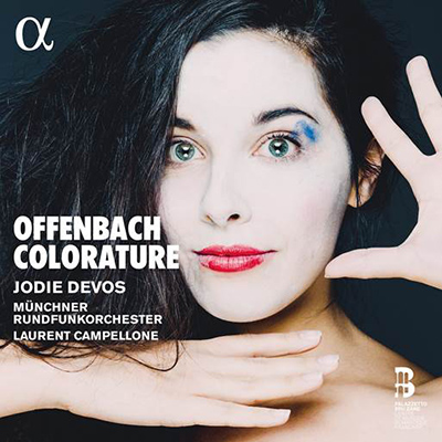Offenbach Colorature