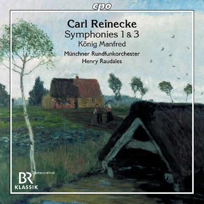 Carl Heinrich Reinecke: Orchesterwerke Vol.1