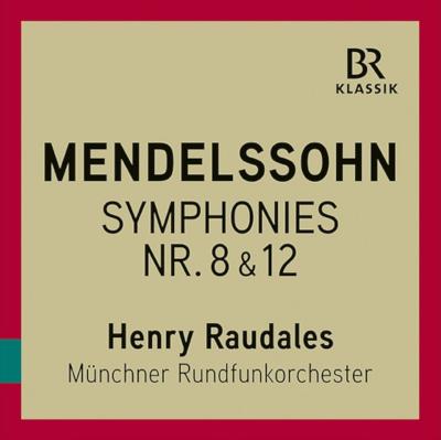 Mendelssohn – Streichersymphonien (digital)