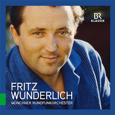 Fritz Wunderlich / CD-Cover