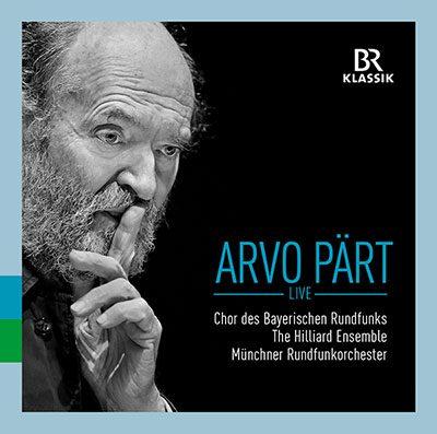CD Cover Arvo Pärt (c) BR-KLASSIK