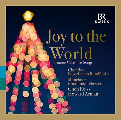 "CD-Cover ""Joy to the world"""