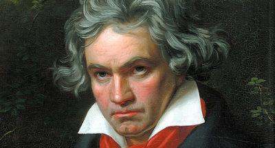 Ludwig van Beethoven © Wikimedia Commons