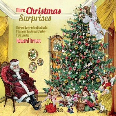 Cover: More Christmas Suprises © Sony Classical