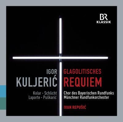 CD-Cover: Igor Kuljerić, Kroatisches glagolitisches Requiem