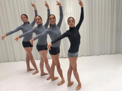 Ballett-Akademie der Hochschule für Musik und Theater München © Thomas Hausner