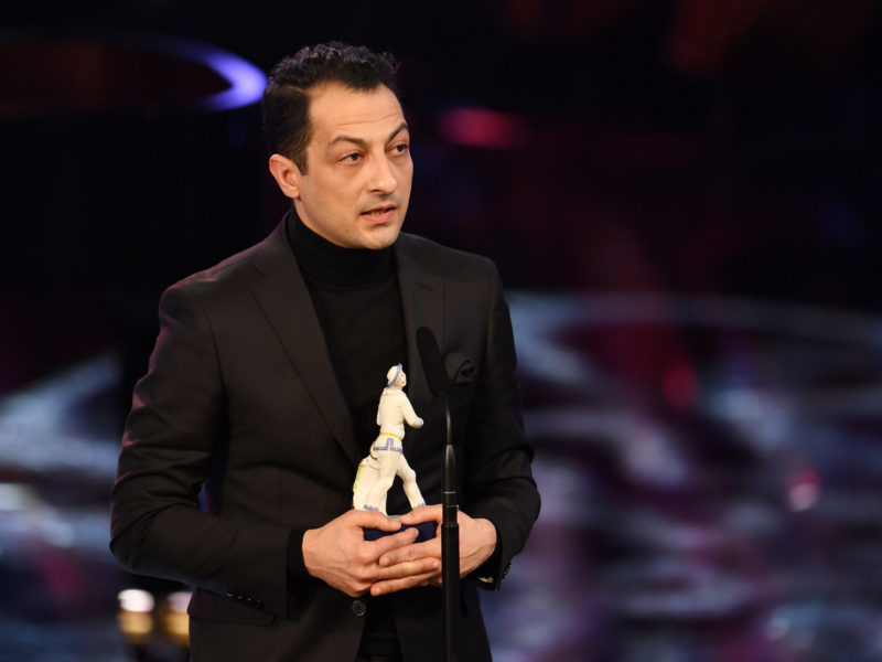 Bayerischer Filmpreis 2019_Arash Safaian (BR-Bild_dpa)