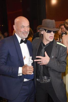 Bayerischer Filmpreis 2019_Heiner Lauterbach und Udo Lindenberg (BR-Bild_dpa)