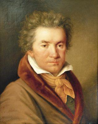 Beethoven,_von Joseph Willibrord Mähler_1815 (Wikimedia Commons Public Domain)