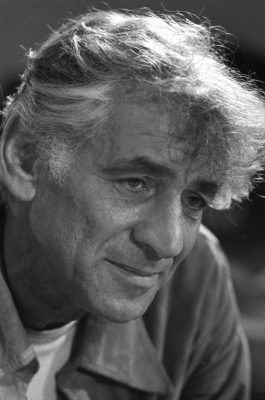 Leonard Bernstein 1971 (Wikimedia Commons/Library of Congress)