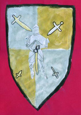 Collage von Salvatore Appelt (Arnoldus-Grundschule Gilching), Klasse 2c