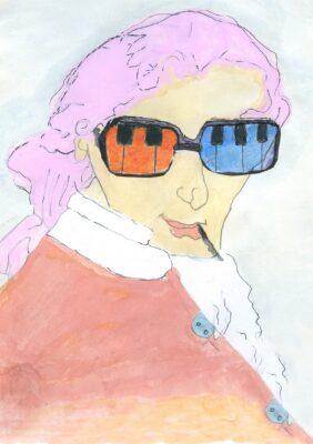 Bild von Maurice, 6. Klasse