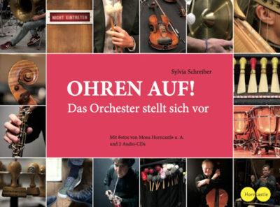 Buch Ohren auf! © BR\Horncastle-Verlag