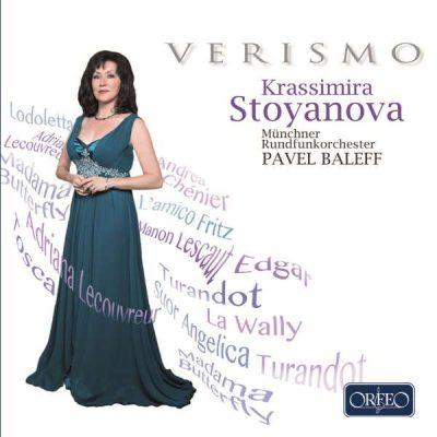 CD Krassimira Stoyanova - Verismo