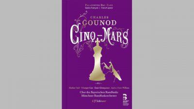 CD Charles Gounod, Cinq-Mars