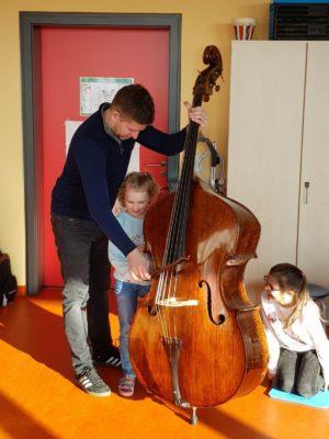 Patenschaft macht Schule_Christian Brühl an der GS Elsendorf 2019 (Credit Andrea Gaffal-Frank)_3