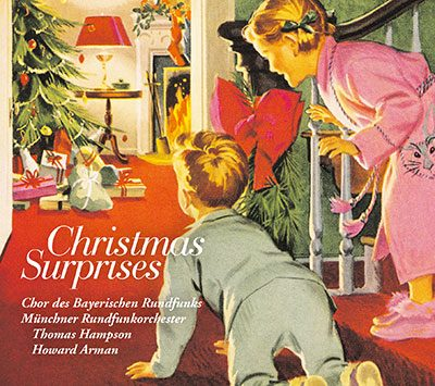CD-Cover Christmas Surprises