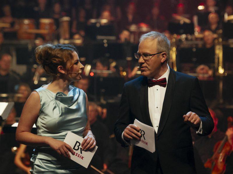 Sounds of Cinema 2016, Antonia Goldhammer und Matthias Keller, Moderation (C) BR/Philipp Kimmelzwinger