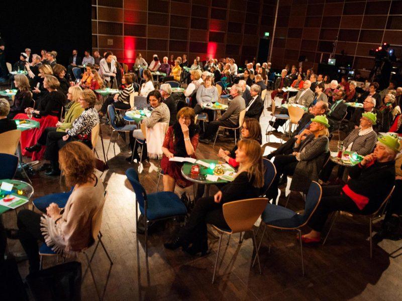 Frosch 2016, Publikum im Studio 1 (C) Franziskus Büscher