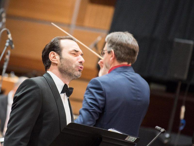 Frosch 2016, Nikolai Schukoff und Ulf Schirmer (C) Franziskus Büscher